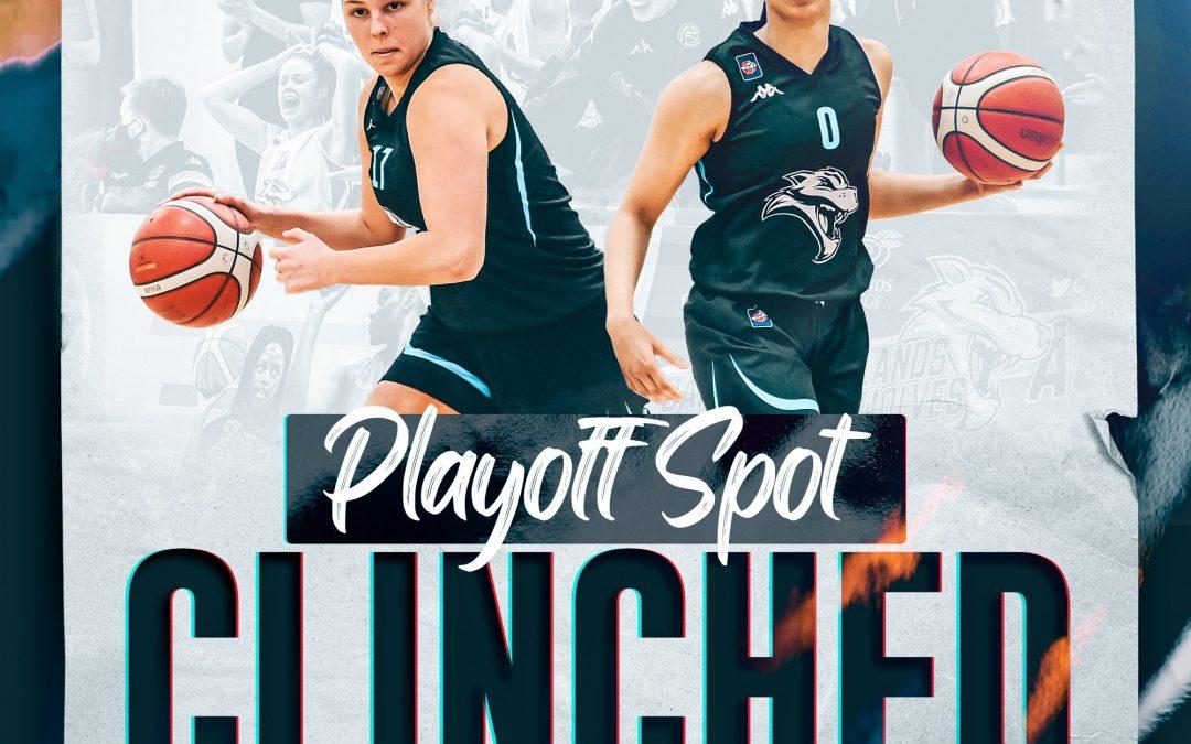 Oaklands WBBL girls clinch final playoff spot!