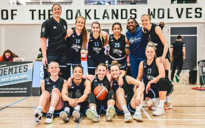 Huge weekend of action for WBBL girls