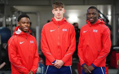 Athletics graduates achieve further GB call-ups