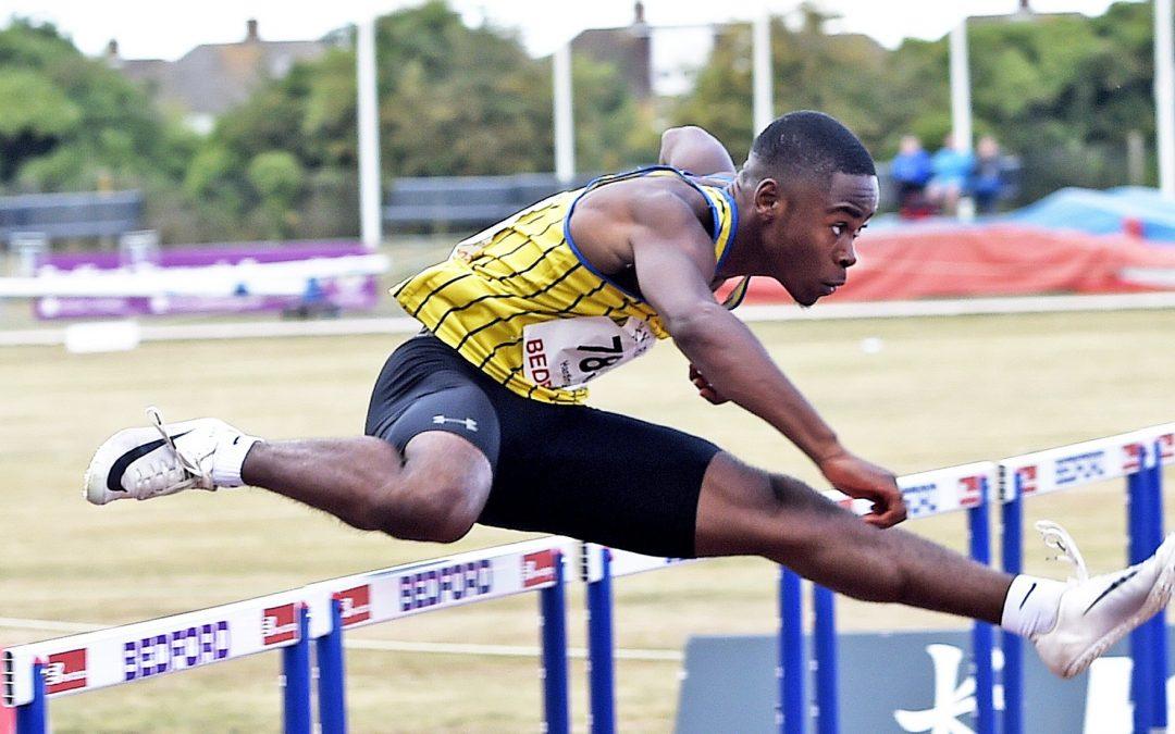 Athletics students shine at Loughborough Open