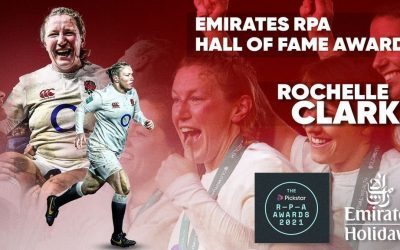 Wolves Women's Rugby Academy coach inducted into Hall of Fame