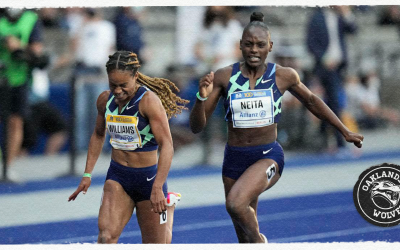 Diamond Daryll: The fastest women in Berlin